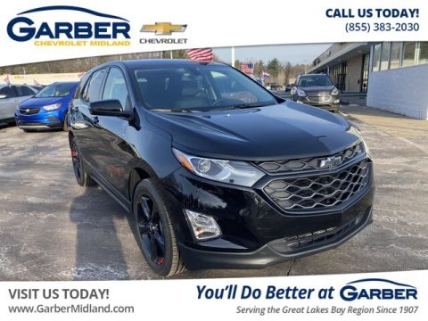 Pre-Owned 2019 Chevrolet Equinox LT w/2LT