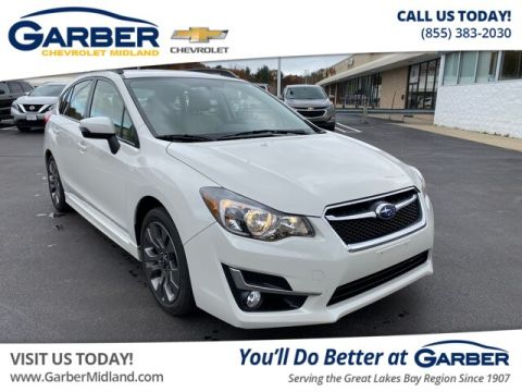 Pre-Owned 2016 Subaru Impreza 2.0i Sport Limited AWD