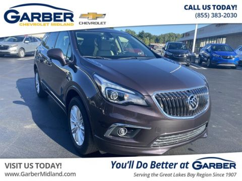 Pre-Owned 2017 Buick Envision Preferred AWD
