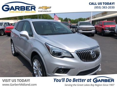 Pre-Owned 2016 Buick Envision Premium I AWD