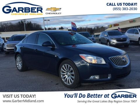 Pre-Owned 2011 Buick Regal CXL Russelsheim With Navigation